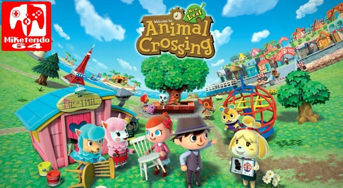 [Editorial] Dreaming of an #AnimalCrossing Double with a #3DS & #Switch Game out This… https://t.co/dABMrRHfWS https://t.co/zOdC92AZXQ