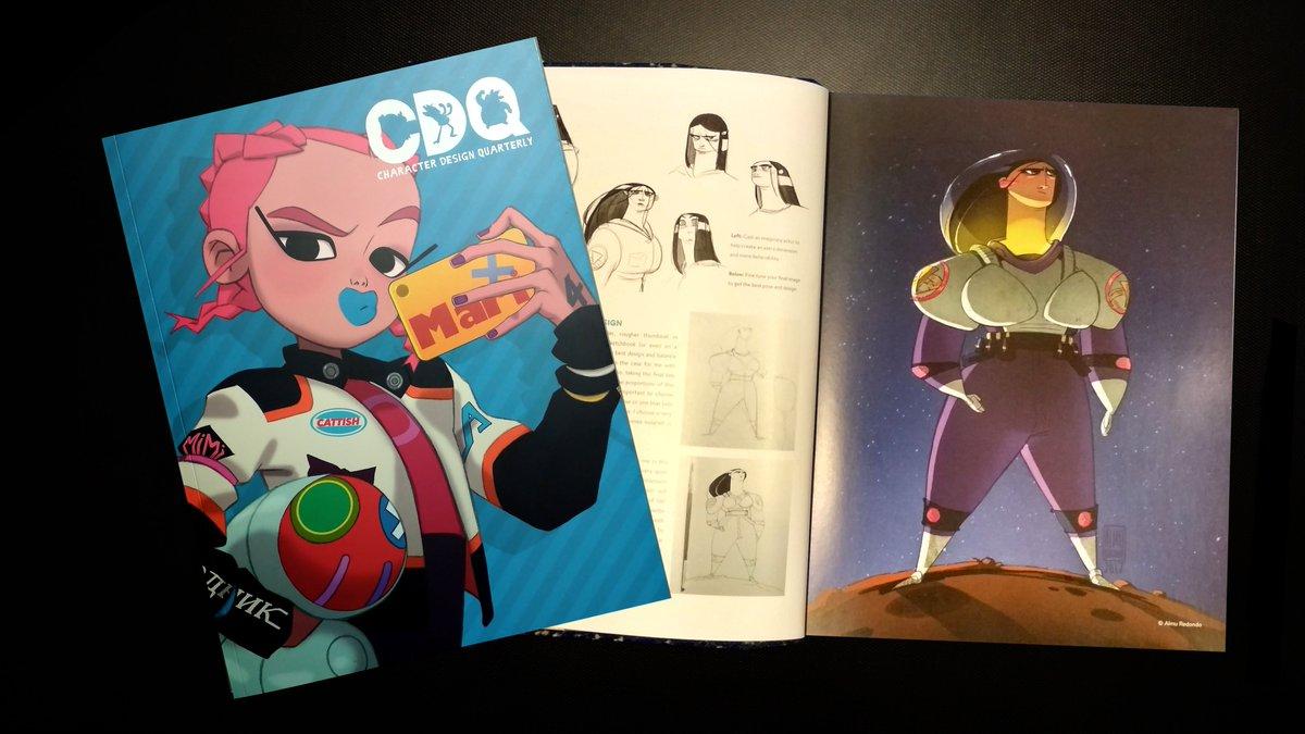 character design quarterly 3