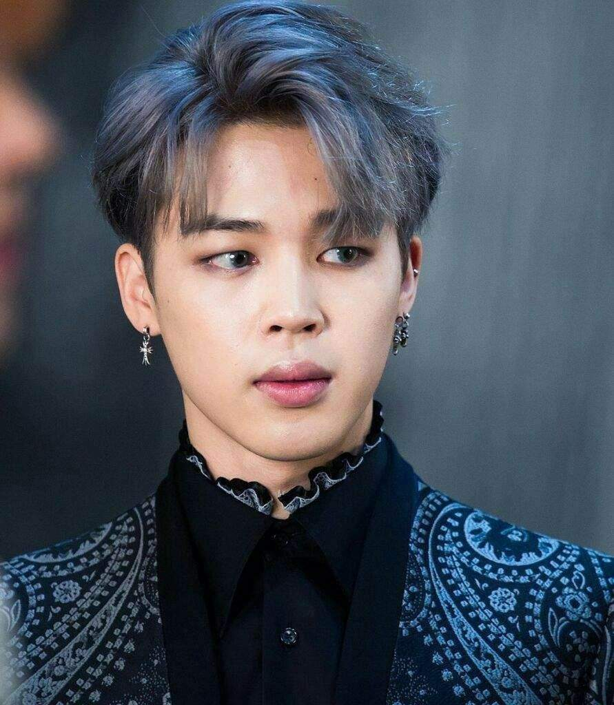 Cat On Twitter Quot B But Grey Hair Jimin