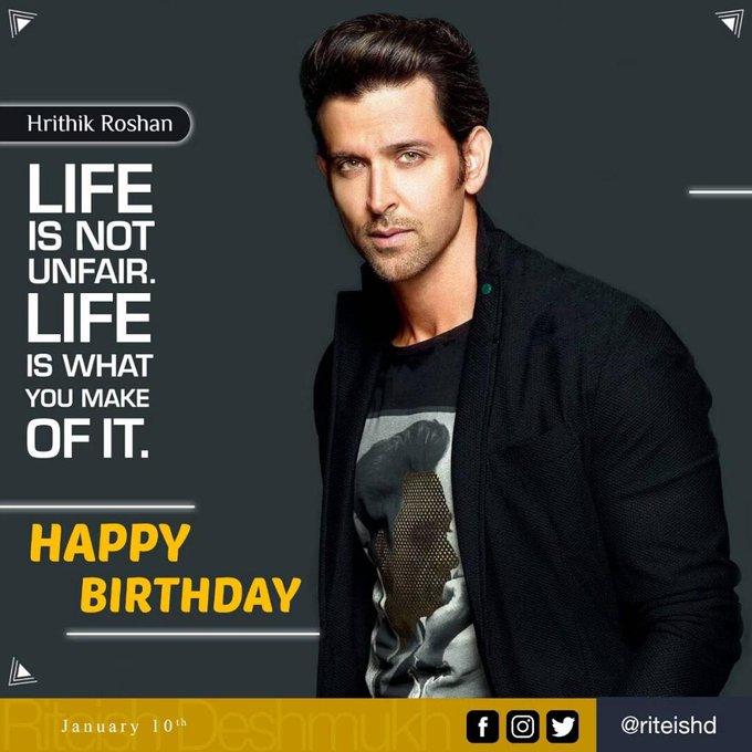 Happy birthday to you Roshan   God bless you.....