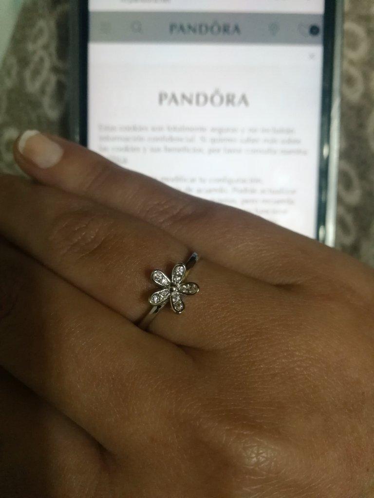 Otro anillito más!😁 y es que son tan mon...