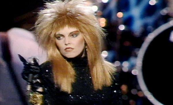 We forgive you, Pat Benatar. It was a different time. Happy 65th birthday!