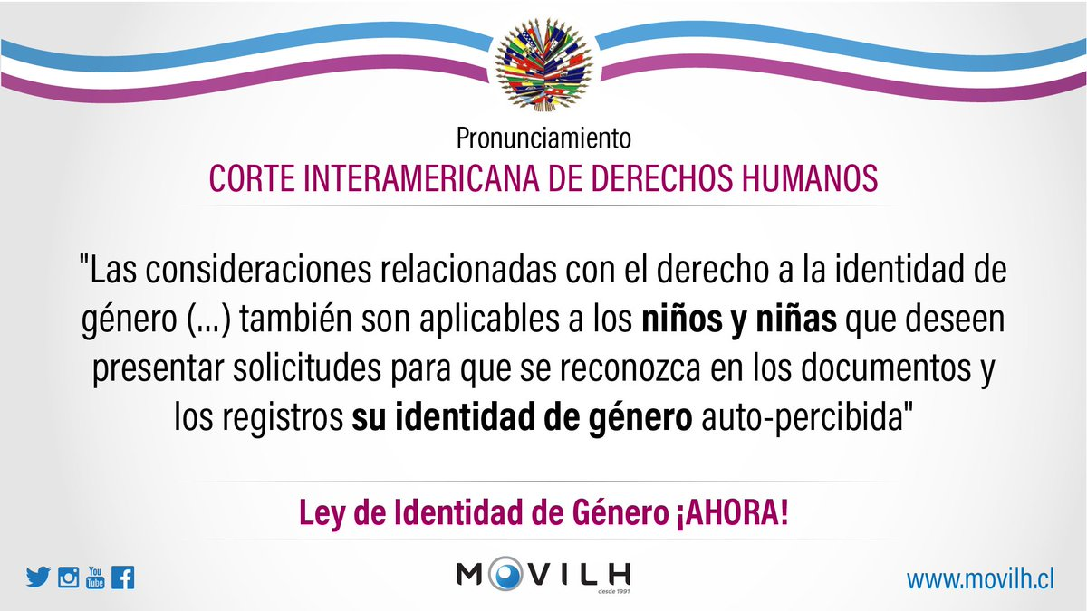 Movilh Chile on Twitter: \