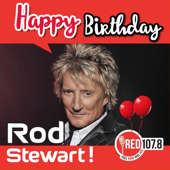 Happy Birthday to one of the best British rock singer and songwriter Rod Stewart.