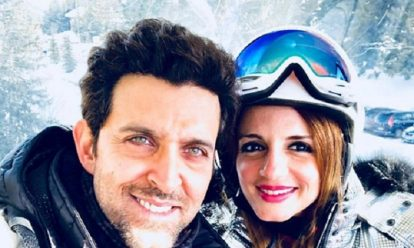 Sussanne Khan Wished Hrithik Roshan A Happy Birthday With An Adorable Message