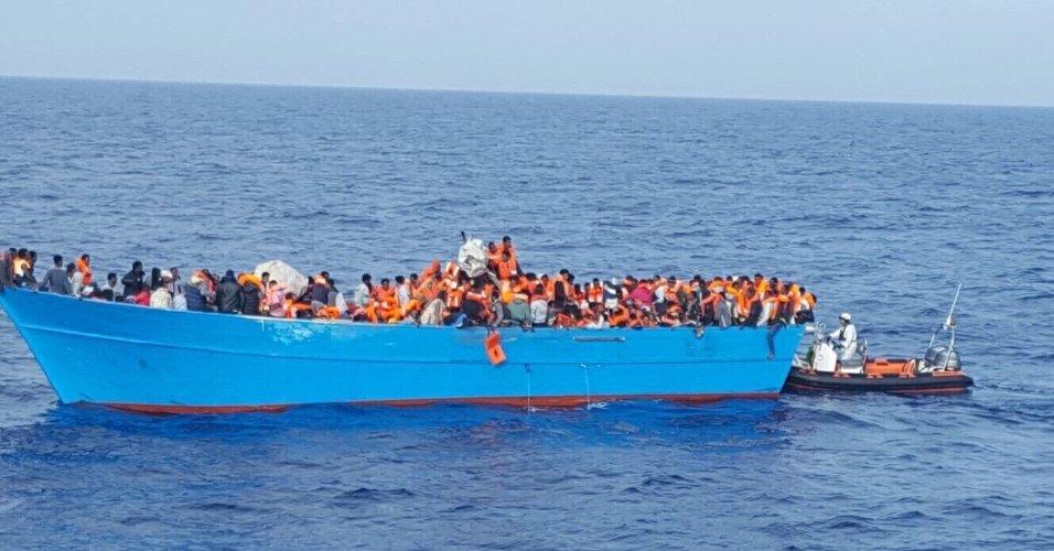 Crise migratória   Líbia comunica mais de 90 desaparecidos no Mediterrâneo https://t.co/NzhCw5V4b5