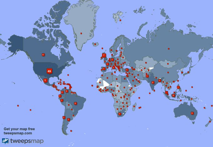 I have 1787 new followers from India, USA, Mexico, and more last week. See https://t.co/Rw9AAvUybD https://t