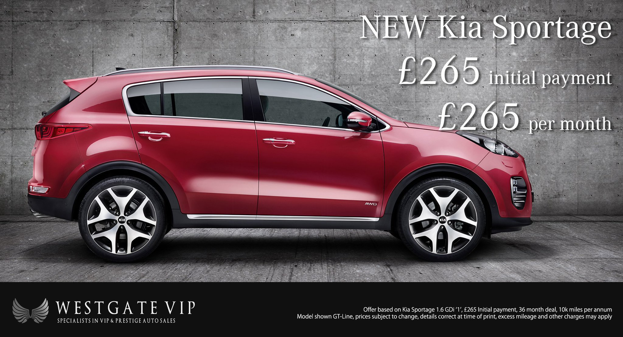 "Westgate VIP on Twitter "" OPEN TO ALL OFFER Brand New Kia"