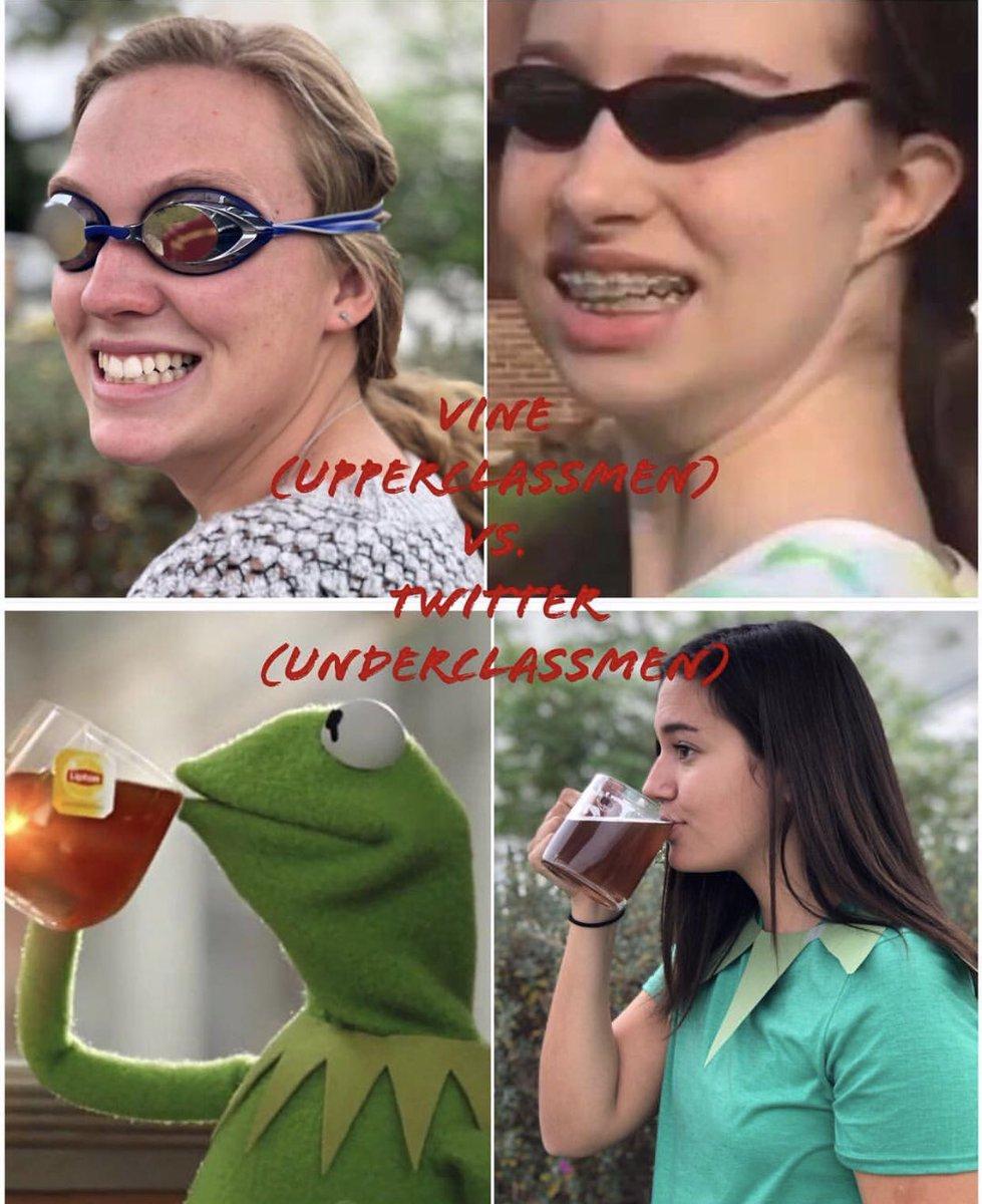 Wednesdays Theme Is Vine Upperclassmen Versus Twitter Underclassmen Make Sure To Dress Up As Your Favorite Meme Tco EVA3YTIbfB