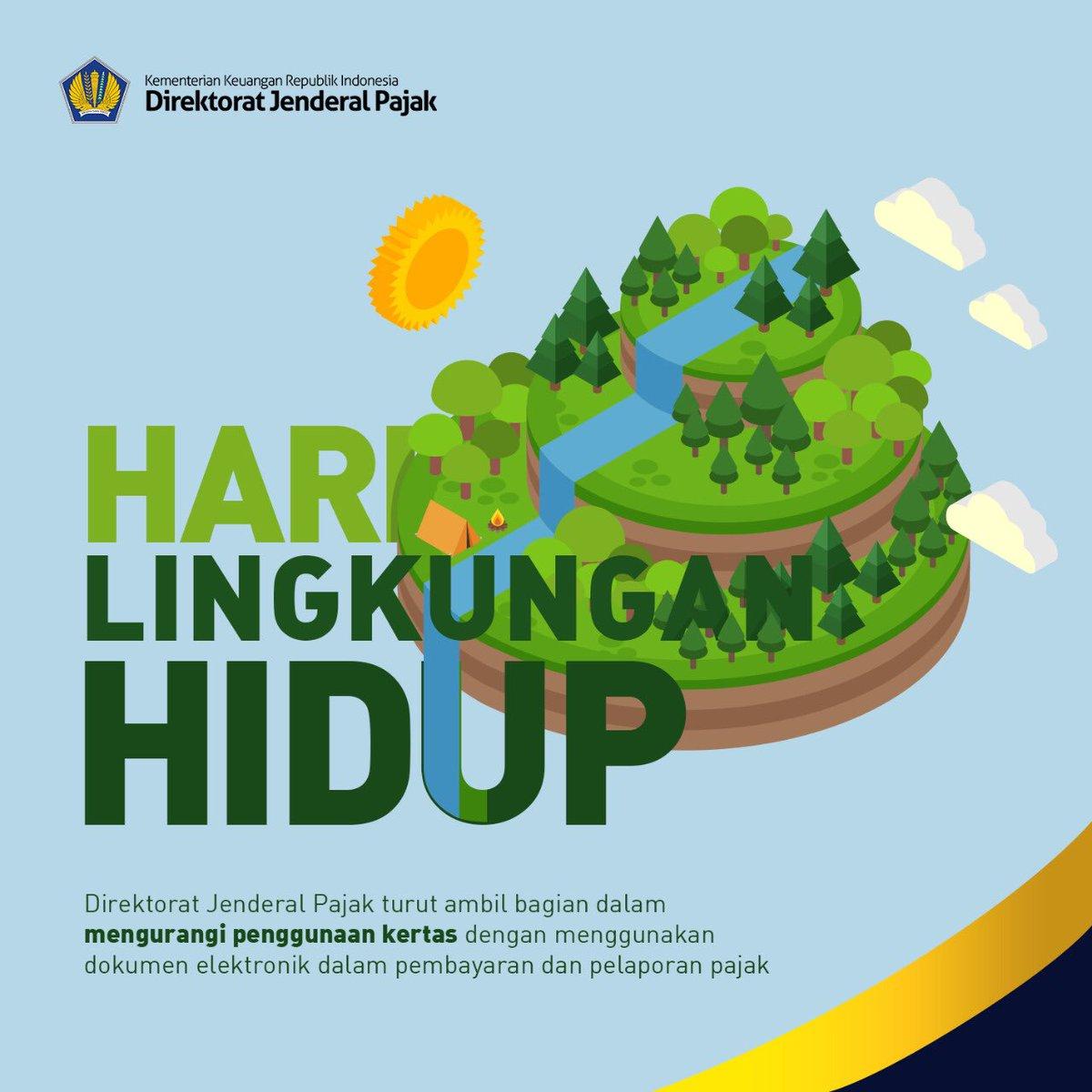 Kpp Pratama Purworejo On Twitter Selamat Hari Lingkungan Hidup