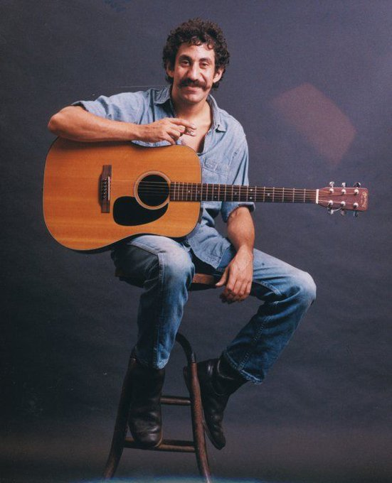Happy Birthday to Jim Croce who would have turned 75 today!