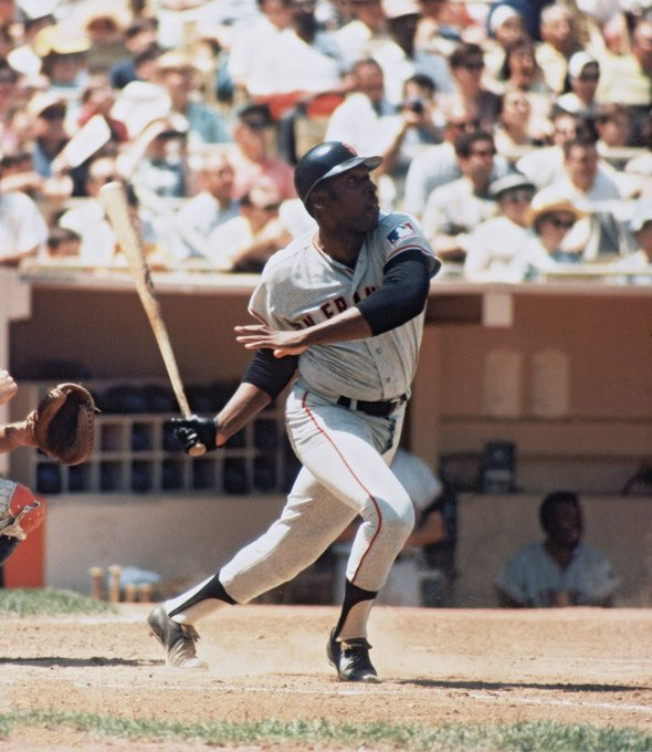 Happy Birthday to Willie McCovey, who turns 80 today!