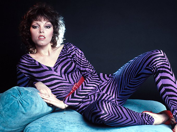 Happy Birthday to Pat Benatar, who turns 65 today!