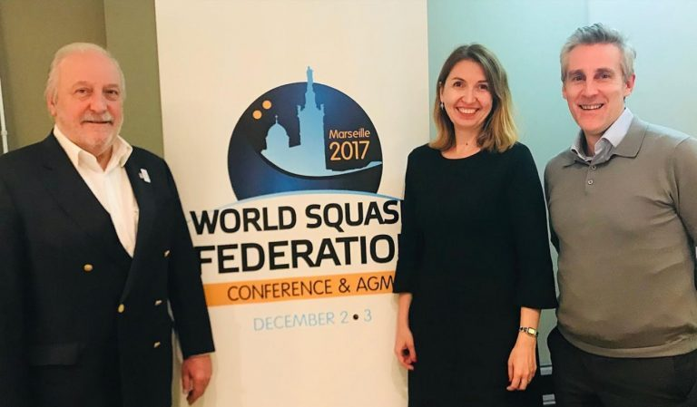 test Twitter Media - .@WorldSquash Makes Key Appointment to Target @Paris2024 #Olympics https://t.co/RXIL3WZ504 https://t.co/k7xaqNxwcb