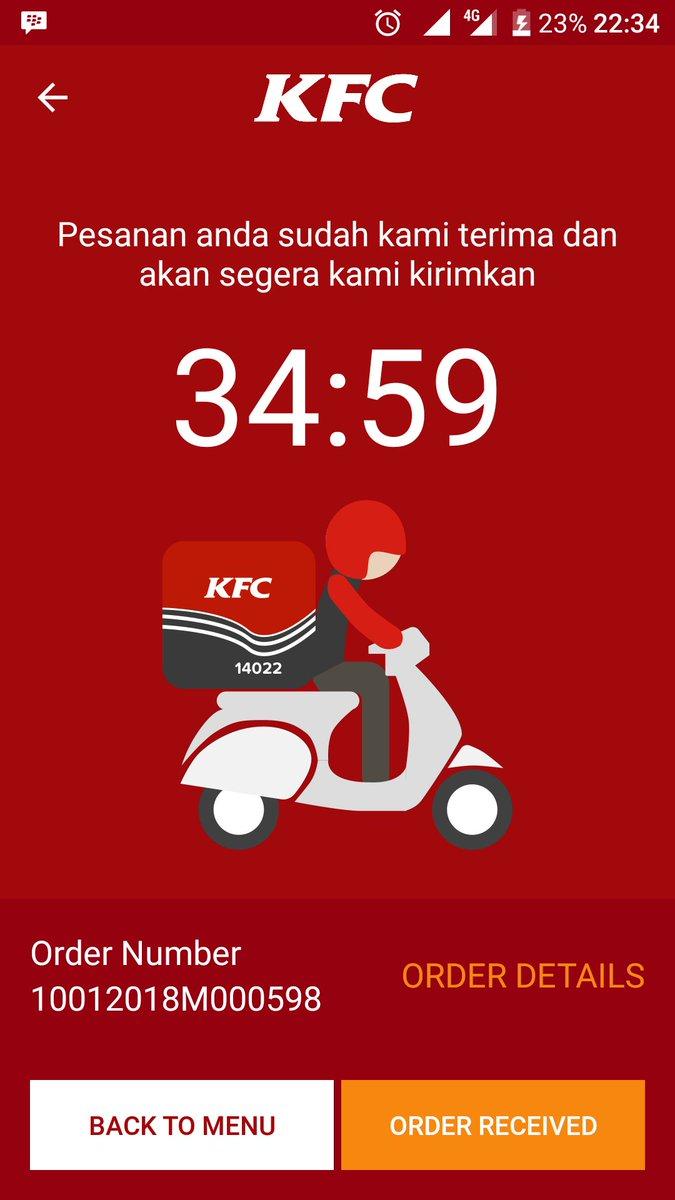 Kfc Jagonya Ayam On Twitter Halo Berly Terima Kasih Konfirmasinya Selamat Mencoba Mini Chizza Nya Ya