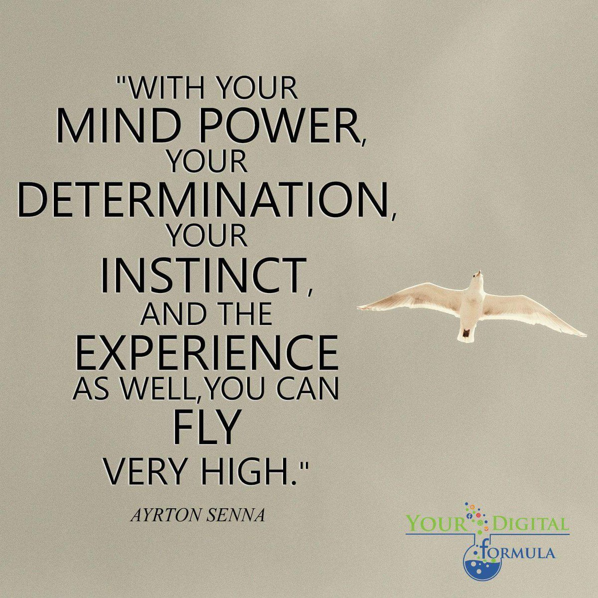 Benny Christian On Twitter With Your Mind Power Your