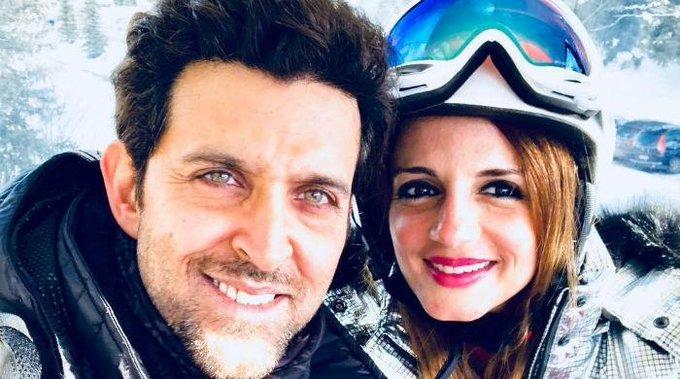 Ex-wife Sussanne wishes Hrithik Roshan ?Happy Happiest Birthday?