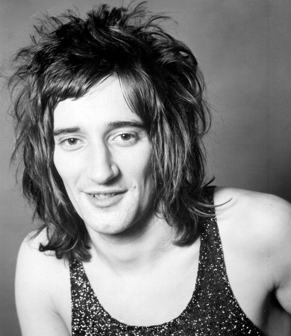Happy Birthday to Rod Stewart, born Jan 10th 1945 Rod is one of the best selling artists of all time.