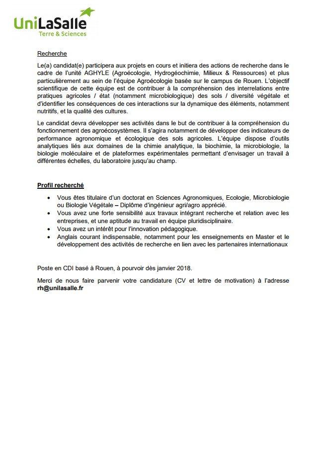 Adrien Gauthier On Twitter Recrutement Emploi Enseignant