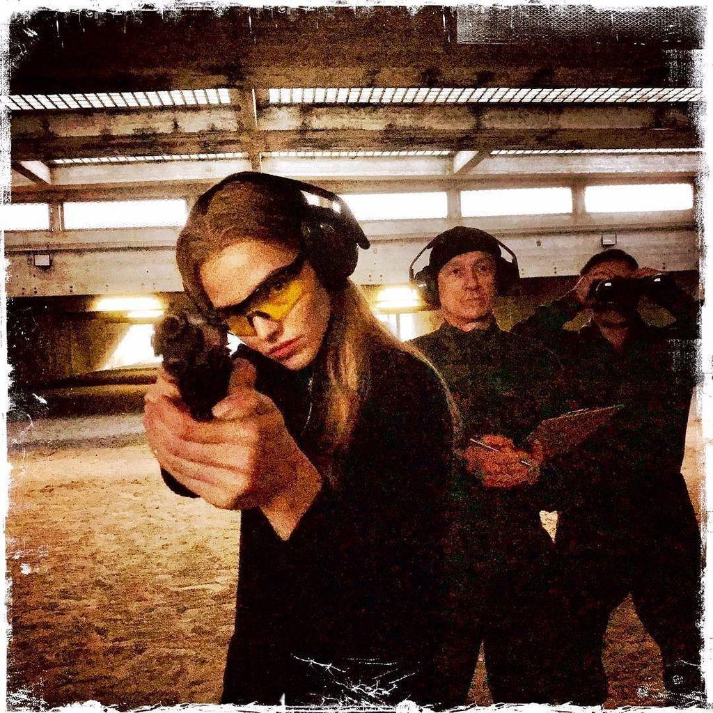 Day 44 Dont f...k with ANNA!!!💣 #movies #film#sashaluss #helenmirren #lukeevans #cillianmurphy #stunt #cinema ift.tt/2CXFkFg
