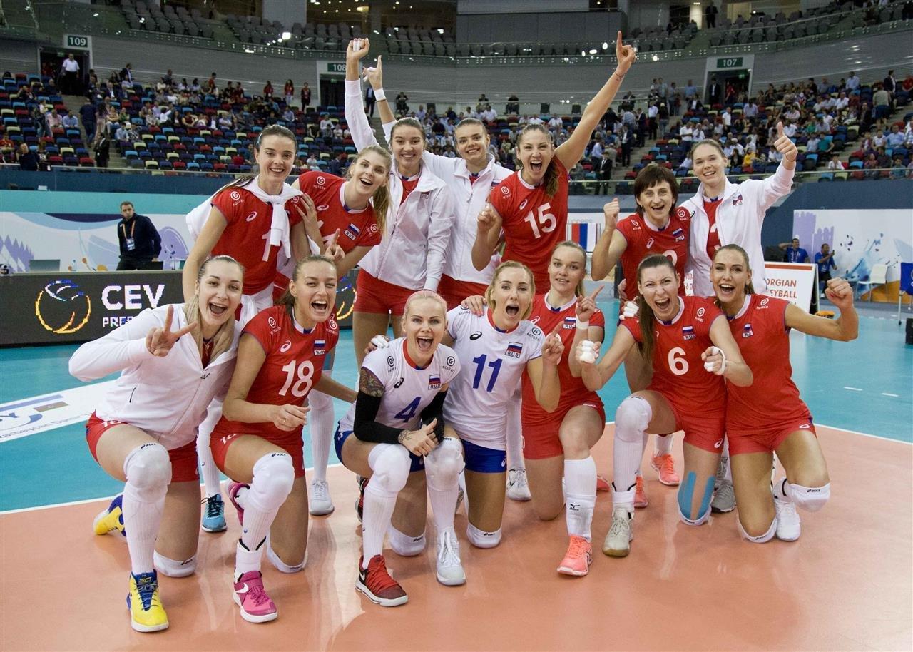 сборная россии по волейболу женская состав фото одно знаковое платье