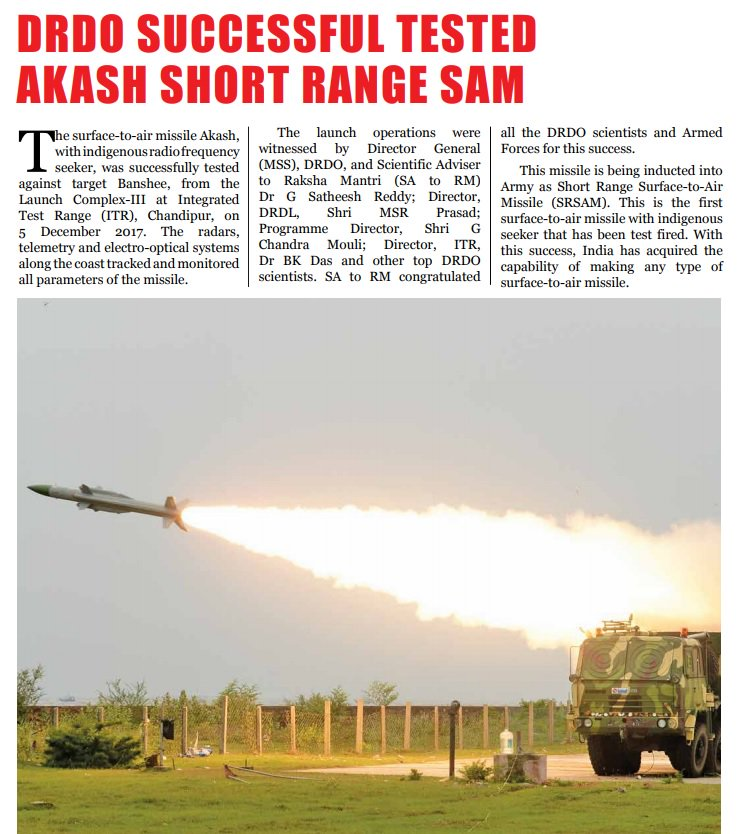 Indian Missiles News & Discussions - May 2017 - Page 66 - Bharat Rakshak