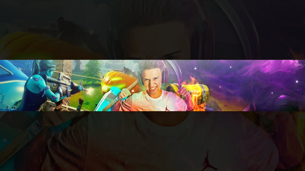 Pin Fortnite Youtube Banner 2048x1152 Images To Pinterest