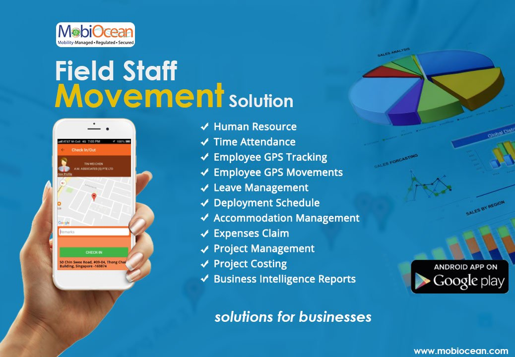 Mobiocean on twitter mobiocean field staff movement solution for take your business to the next level with smart solutions mobiocean indias no1 mobility business solution delhi common mobility card get a free demo colourmoves