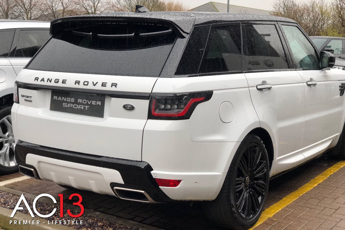 AC13 Premier On Twitter New 2018 Range Rover Sport Facelift Model