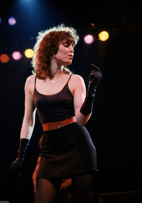 Happy Birthday Pat Benatar (born Patricia Mae Andrzejewski; January 10, 1953)  Rock On