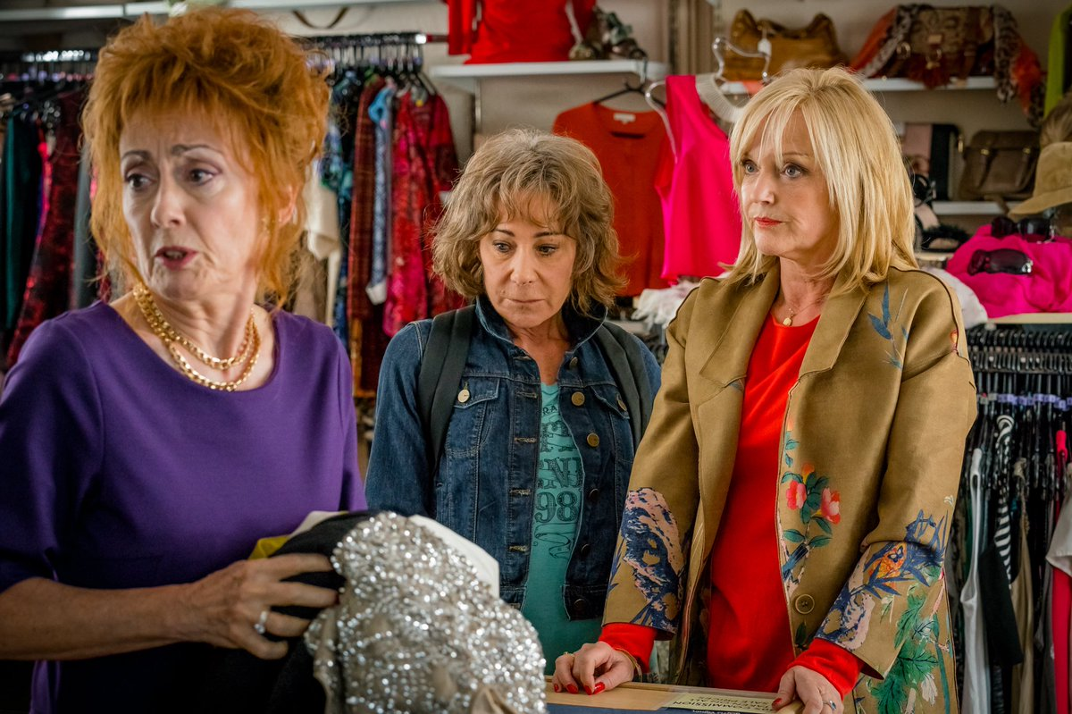 TERESA: Girlfriends itv are they still dating