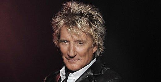"""Happy Birthday to British singer-songwriter Roderick David \""""Rod\"""" Stewart, CBE (born January 10, 1945)."""