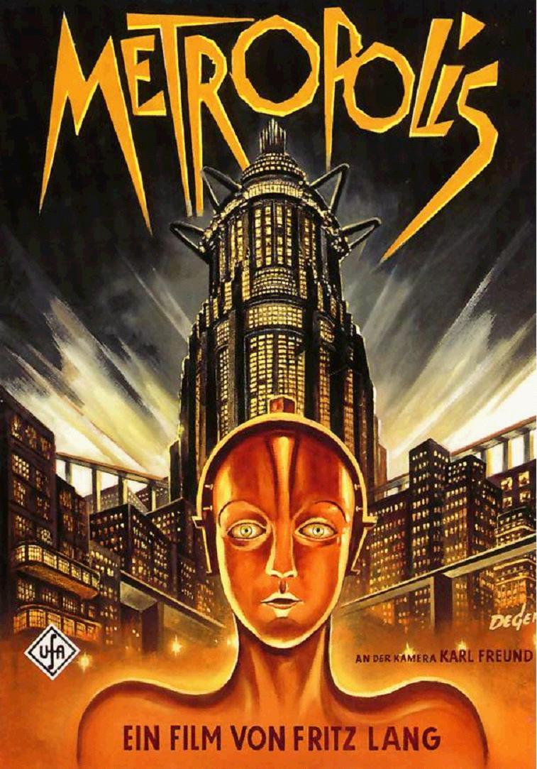 Fritz Lang's METROPOLIS enjoys its world...