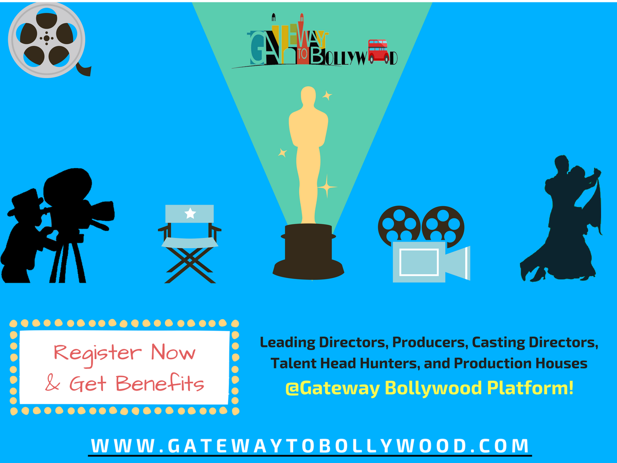 Register Now &amp; Get Benefit to connect with leading directors, producers, casting directors, talent head hunters, and production houses  Create Your Portfolio :  http://www. gatewaytobollywood.com/registration/  &nbsp;    #bollywood #gateway #ootd #swag #filmcity #mumbai #filmmaking #FilmyFolks <br>http://pic.twitter.com/wworKUIKLF