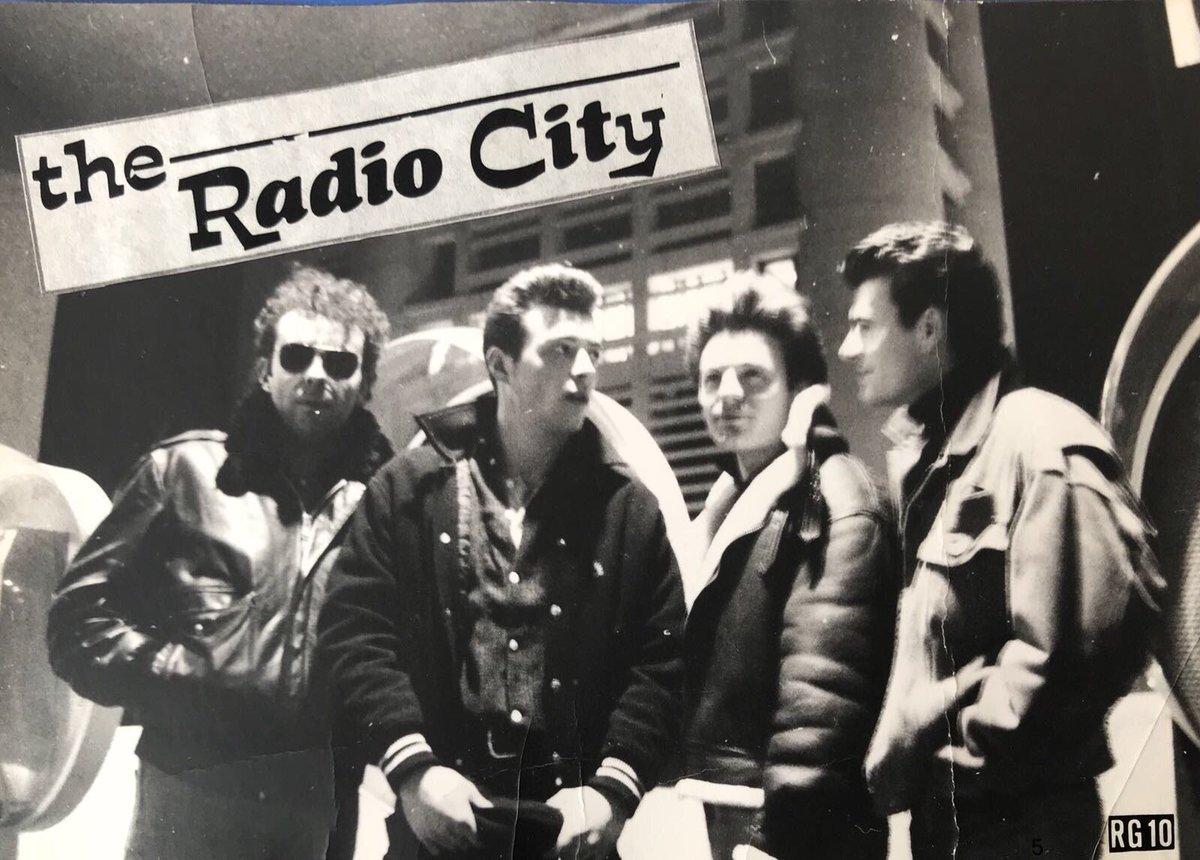 Reperti storici: The Radio City.  Da not...