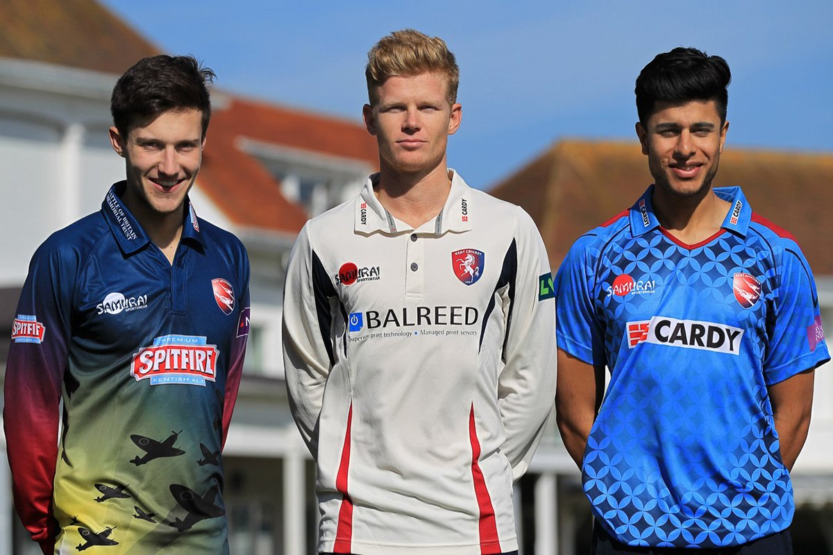 test Twitter Media - Discover the endless possibilities of Samurai Sportswear. Check out our striking and unique cricket designs as worn by @kentcricket . Call ☎️ 01508531010 today to discuss your ideas with our in house design team! #Teamwear #MatchKit https://t.co/uGEGJ9BeIC
