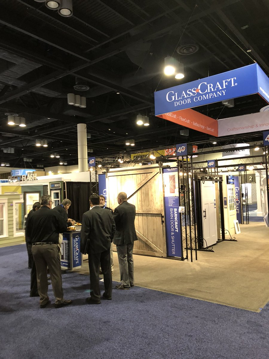 Gc Door Company On Twitter Its Day Two Of Ibsorlando Our Sales