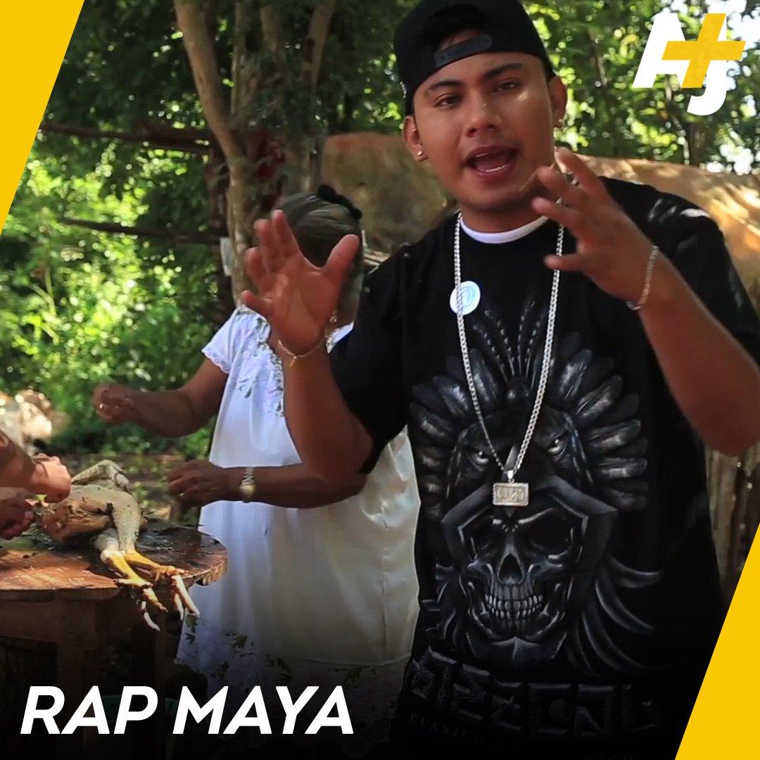 RT @ajplusespanol: Es joven, es indígena y usa el rap para salvar a sus amigos de las pandillas. https://t.co/2aNfkCCfrk