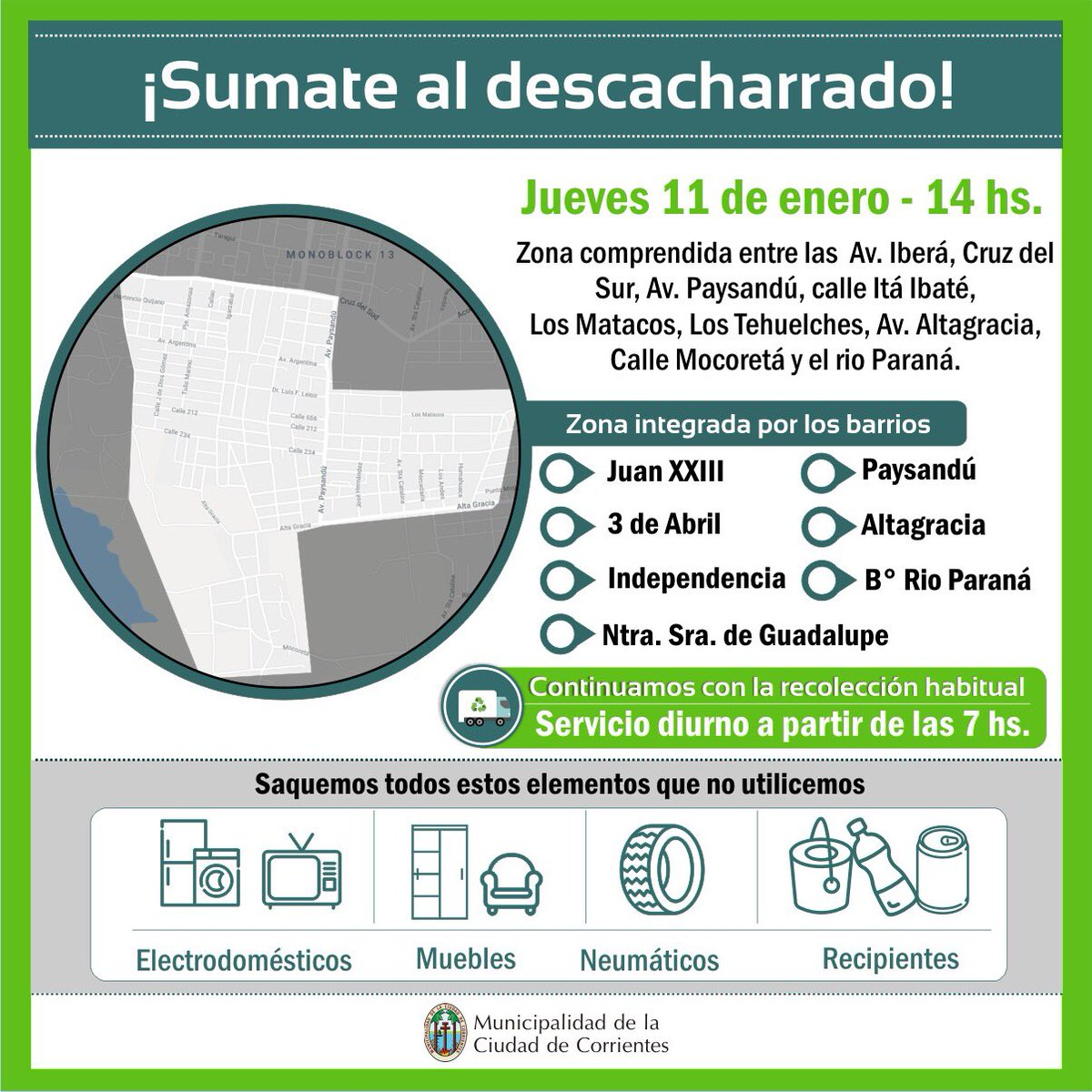 Eduardo Tassano On Twitter Corrientes Ma Ana Estamos  # Muebles Paysandu