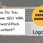 **Expert Roundup** How Do You Increase #SEO With Keyword-Rich Content? Read here: https://t.co/kRzVqnlaaS @logojoyapp @MarketingLabsUK