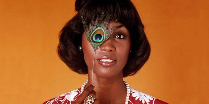 """Happy Birthday Teresa Graves! See her in \""""Get Christie Love!\"""" (1974) on our app!"""
