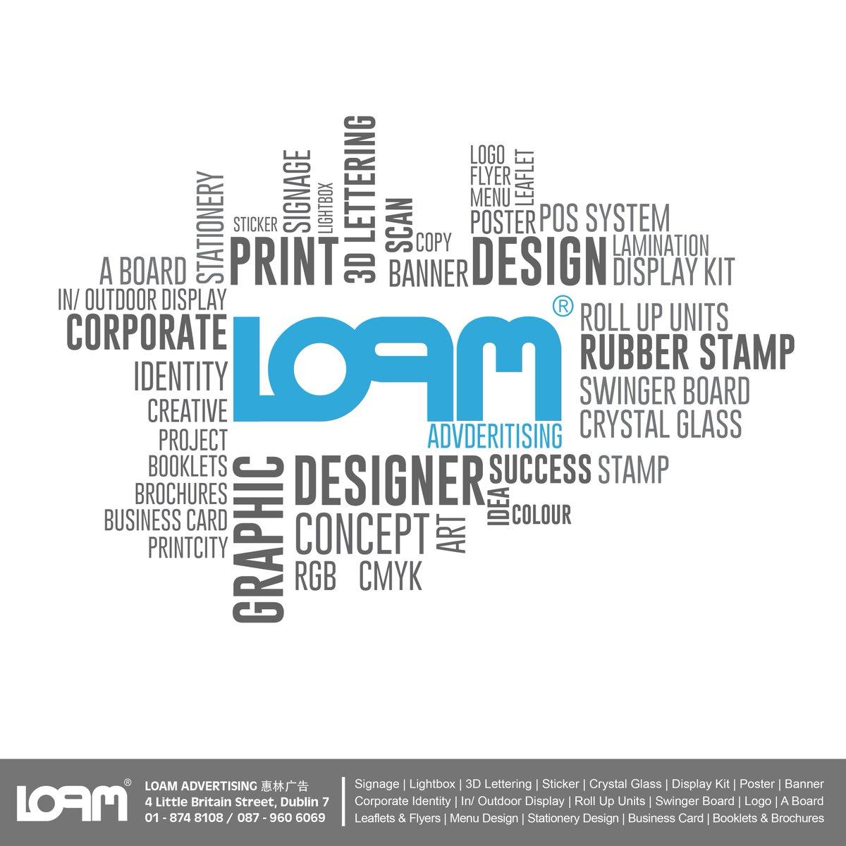 Loam Advertising Ltd (@loamprint) | Twitter