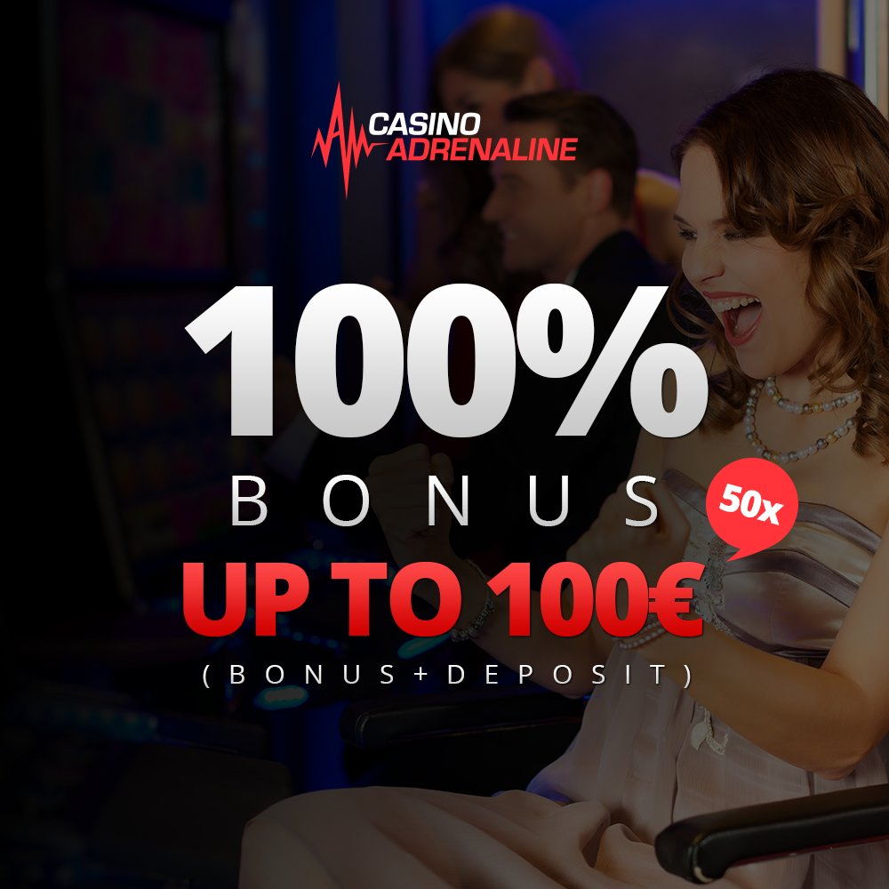 test Twitter Media - Make sure you test your luck today at Casino Adrenaline, we have an excellent promotion going on!  https://t.co/k1stIoyf95 https://t.co/r8F5MzdZsR