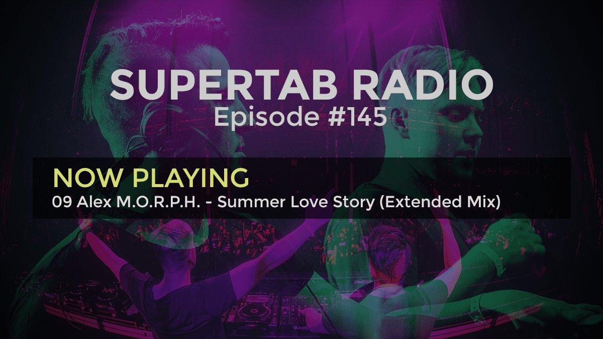 09 @alexmorph - Summer Love Story (Extended Mix) @vanditrecords #NowPlaying #TranceFamily #SuperTab145