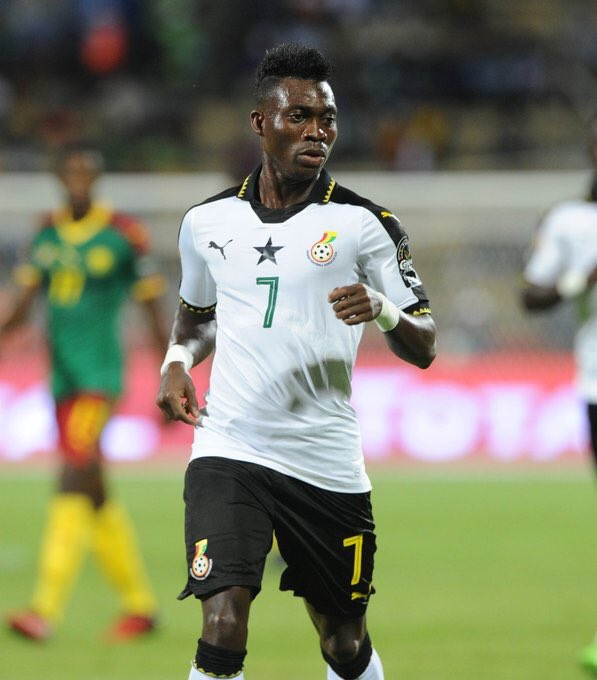 Happy Birthday Champ!   Have a good Christian Atsu (