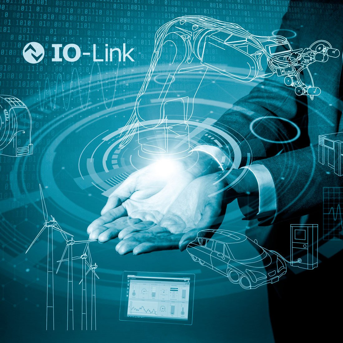 #IOLink – We connect you! Aus digitalen Sensoren...