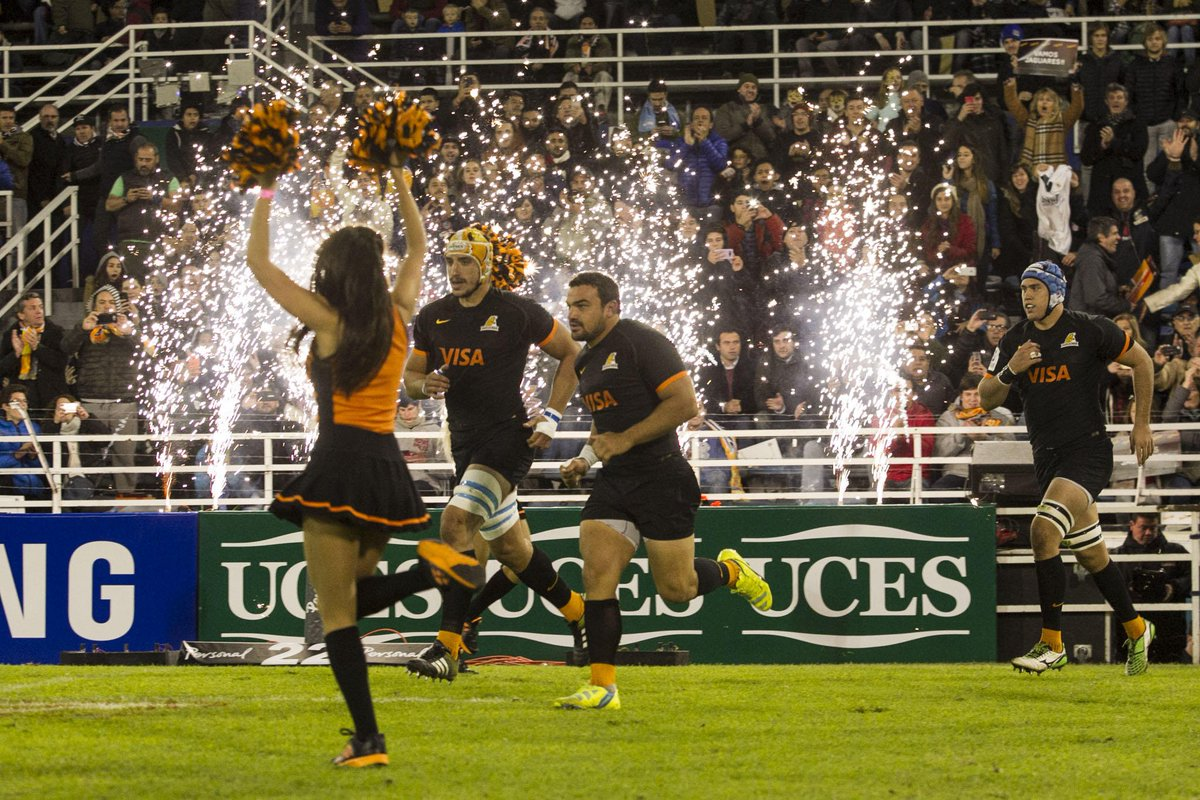 Rugby Fun's photo on Jaguares