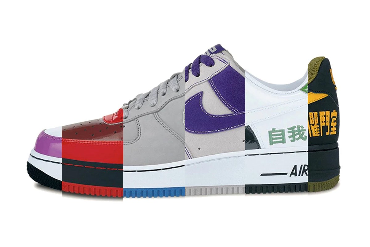 99eb80f44638 Re-release happening this year! https   thesolesupplier.co.uk news the-nike- air-force-1-chamber-of-fear-pack-to-re-release-in-2018  …pic.twitter.com   ...