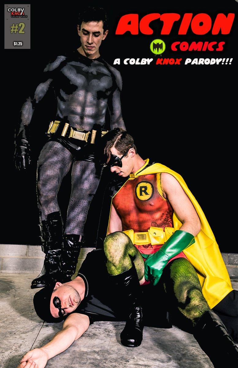 Gay batman and robin porn pics 94