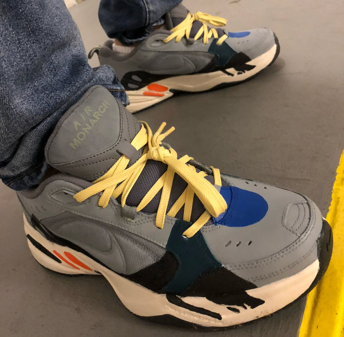 custom Dad shoes inspired by Dad shoes